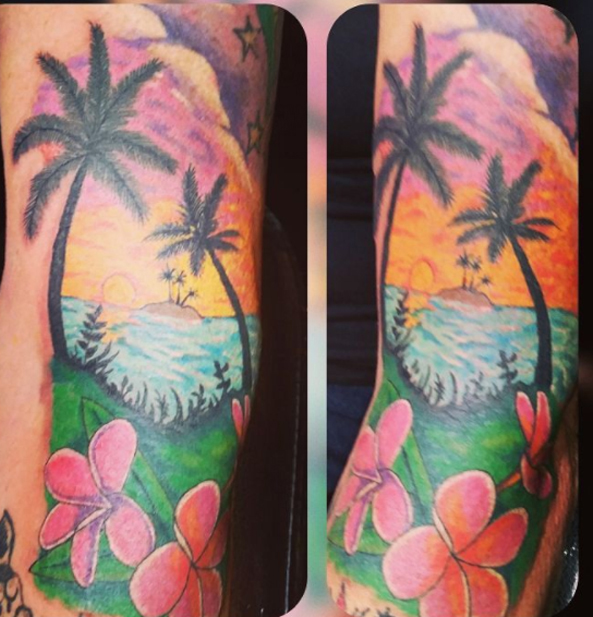 Have your tattoo done by fernando coral springs residents for Best tattoo shop in miami