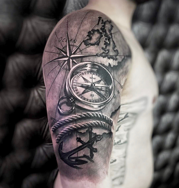 Get Your Tattoo Done by Miami Tattoo Expert Guinho!