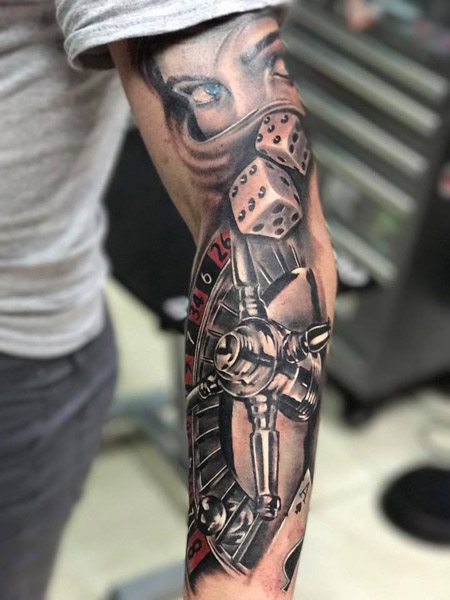 Make Tattoo Appointment with Osmany Ponce in Miami Beach Today!