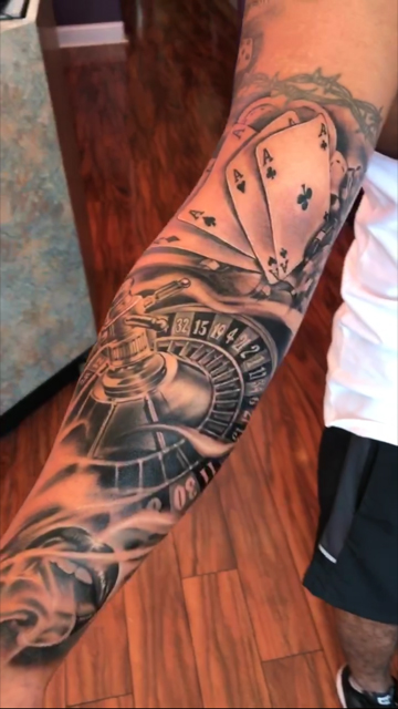 Miami Locals Call Alien Parra for Awesome Tattoo Work!